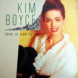 Kim Boyce - Love Is You To Me