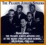 Pilgrim Jubilees - The Pilgrim Jubilee Singers Homecoming Live