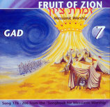 Fruit of Zion 7 - Gad