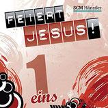 Feiert Jesus 1 (2-CD)