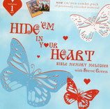 Steve Green - Hide 'em In Your Heart ; Bible Memory Melodies with Steve Green (CD+DVD)