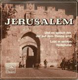 Jugendchor Wir singen für Jesus - Jerusalem