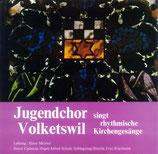 Jugendchor Volketswil singt rhythmische Kirchengesänge