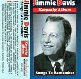 Jimmie Davis - Songs To Remember (Keepsake Album)