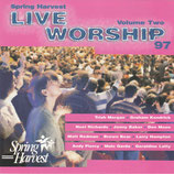 Spring Harvest - Live Worship 1997 Vol.2