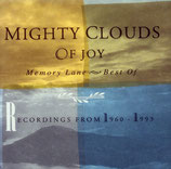 Mighty Clouds Of Joy - Memory Lane Best Of 1960-1993