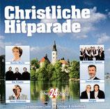 Christliche Hitparade - 5-CD-Box von Shop24Direct