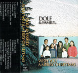 Dolf & Family ... Wish You A Merry Christmas