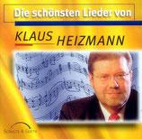 Die schönsten Lieder von Klaus Heizmann