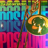 Gnadauer Posaunenchor - Zur Zeit der letzten Posaune (Vinyl-LP vg+)