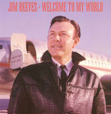 Jim Reeves - Welcome To My World (Box mit 16 CD und Buch / Bear Family)