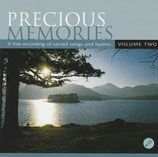 Precious Memories - A live recording of sacred songs and hymns Volume Two
