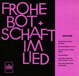 Jugendchor Dümmlinghausen - Frohe Botschaft im Lied 45272