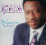 Willie Neal Johnson - The Country Boy Collection CD