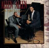 Allen & Allen - A Blazing Graze