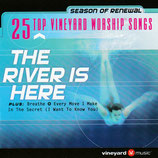 Vineyard Music - The River Is Here : 25 Top Vineyard Worship Songs (2-CD)