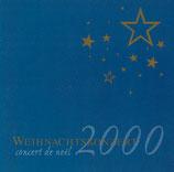 Eurochor - Weihnachtskonzert 2000