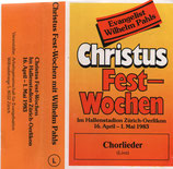 Christusfestwochenchor im Hallenstadion Zürich-Oerlikon 1983 (mit Jack Stenekes u.Lars Mörlid)