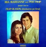 Mia Marianne och Per Filip sjunger visor av Filip Olsson, klockaren pa Ornö