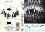 Triumph - Cry Freedom