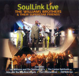 Williams Brothers - SoulLink Live CD