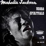 Mahalia Jackson - Negro Spirituals Vol.2