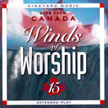 Vineyard - Winds Of Worship 15  (Live From Canada)