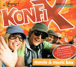 Konfi X - movie & music box