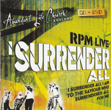 Abundant Life Church England ; I Surrender All (CD+DVD)