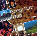 Rainer Lemke - Songs from Israel