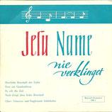 Gitarrenchor Adelshofen - Jesu Name nie verklinget 1