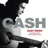 Johnny Cash : Easy Rider - The Best of Mercury Recordings