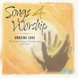 Songs 4 Worship - Amazing Love 2-CD