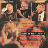 Hezekiah Walker, Fred Hammond, Yolanda Adams : Shakin' the House - Live in L.A.