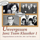 Hildor Janz, Jack Stenekes, Janz Quartett, Janz Team Ambassadors - Unvergessen Janz Team Klassiker 1
