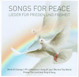 Songs for Peace - Lieder für Frieden und Freihit