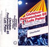 Jack Stenekes mit Evangelisationschor - Christus Festwochen 85