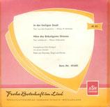 Evangeliums-Chor Stuttgart - Frohe Botschaft im Lied 45601
