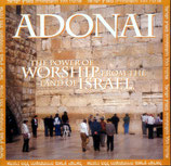 ADONAI : The Power Of Worship From The Land Of Israel