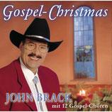 JOHN BRACK mit 12 Schweizer Gospel-Chören: Gospel-Christmas (CD neu,ungebraucht)