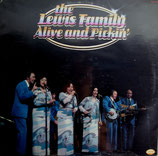 The Lewis Family - Alive And Pickin'