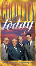 GOLD CITY Today VHS NTSC Video