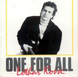 Lothar Kosse - One For All