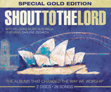 Hillsong Australia - Shout To The Lord Special Gold Edition 2-CD