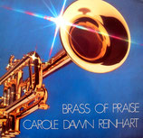 BRASS OF PRAISE - Carole Dawn Reinhart VINYL-LP ex