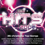 Gerthmedien Sampler : Die Hits 2006 - 35 christliche Top-Songs (2-CD) Frey,Kaiser,Kopfermann,u,v,a,