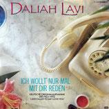 Daliah Lavi - Ich wollt' nur mal mit dir reden / Mutter Erde weint