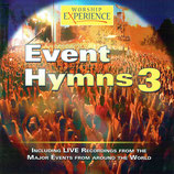 WORSHIP EXPERIENCE : Event Hymns 3  (Kingsway Music)