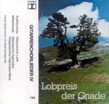 Gitarrenchor Lenk - Lobpreis der Gnade (Gitarrenlieder IV)