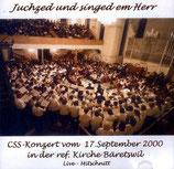 CSS - Juchzed und singed em Herr